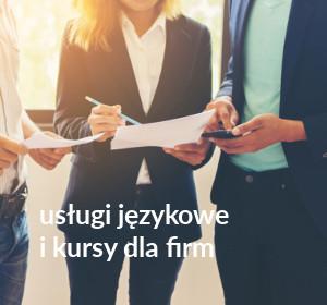 <span>Usługi językowe dla firm</span><i>→</i>