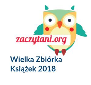<span>Wielka Zbiórka Książek 2018</span><i>→</i>