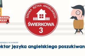 Swierkowa3_Lektor angielskiego poszukiwany