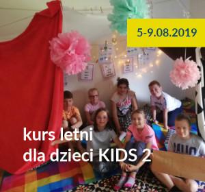 <span>Lato 2019 – kurs letni dla dzieci KIDS 2</span><i>→</i>
