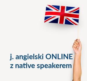 <span>J. angielski ONLINE z native speakerem dla młodzieży i dorosłych</span><i>→</i>