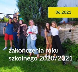 <span>Zakończenie roku szkolnego 2020/2021</span><i>→</i>